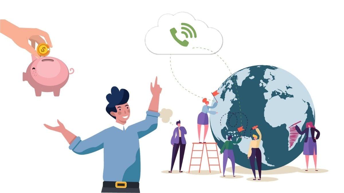 國際分公司串內線互打免費
