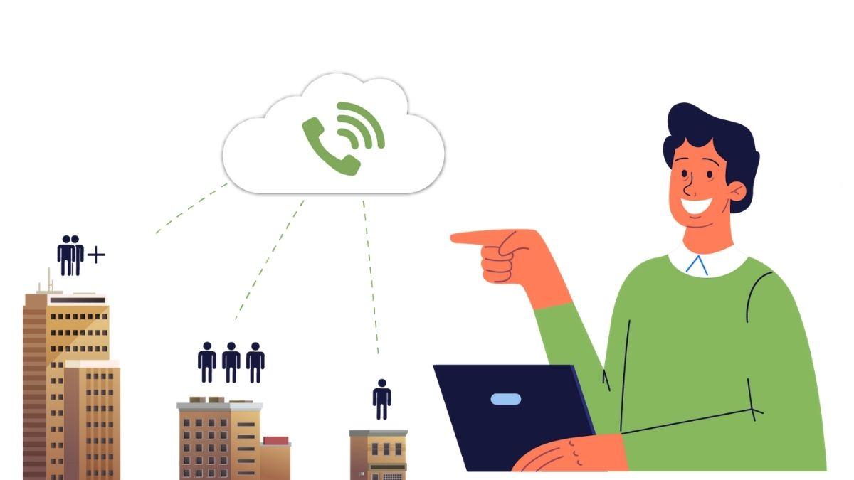 分公司、分店可以串內線互撥免費?多據點企業管理的秘密武器