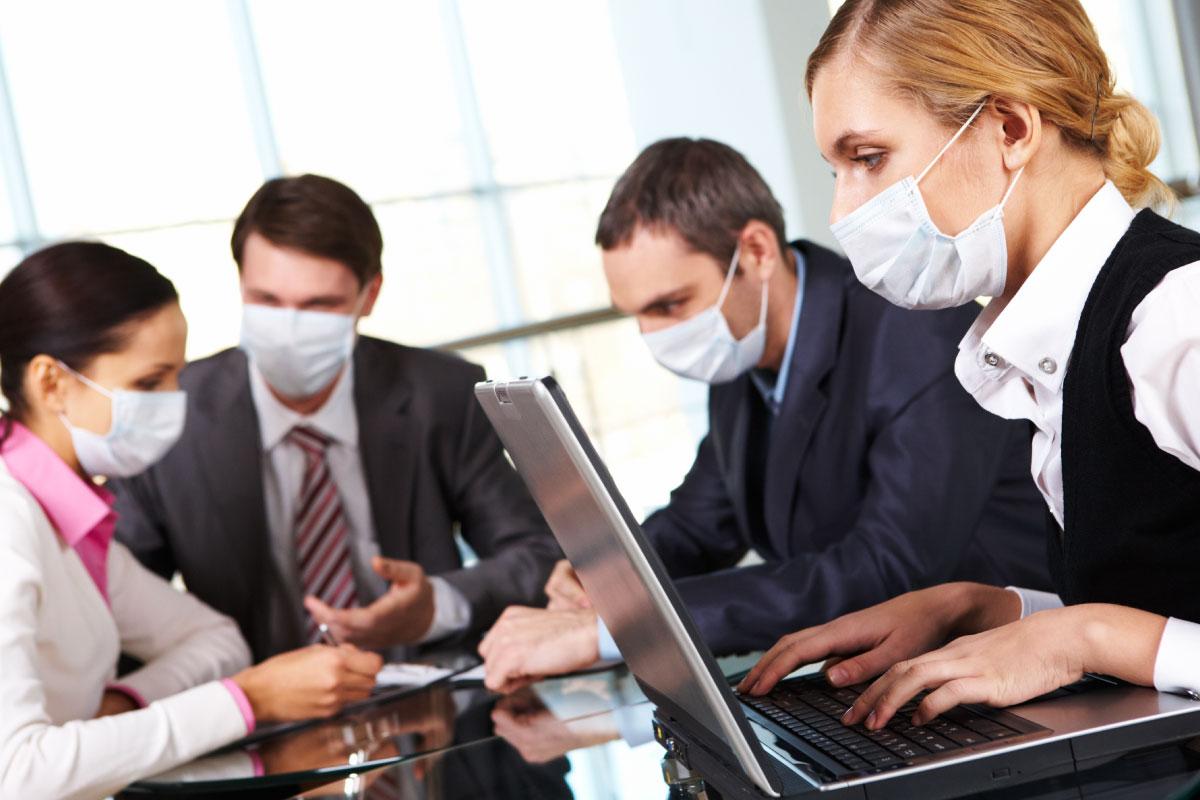 防疫新生活-雲端智慧辦公