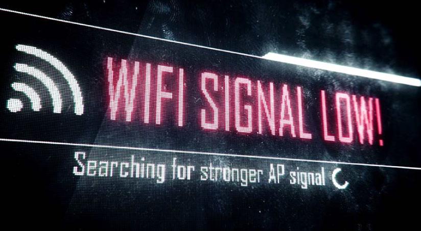 wifi網路不穩定